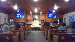 The Lord's Proclamation to the Churches Part 2 - Scripture: Revelation 3