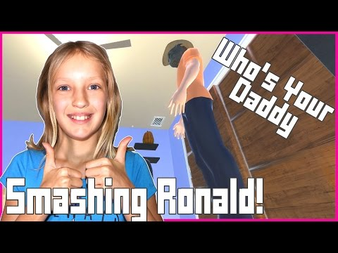 Smashing Ronald's Face With a Hammer! / Who's Your Daddy