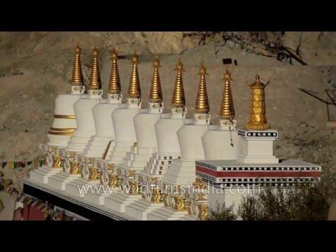 Beautiful Monasteries of India