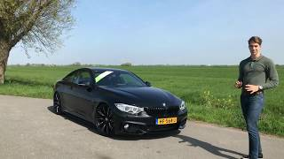 BMW 4 Serie 428i M Performance OCCASION REVIEW VIDEO