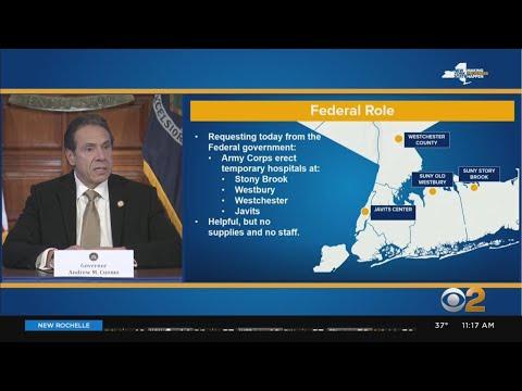 Special Report: Gov. Andrew Cuomo Gives Coronavirus Update