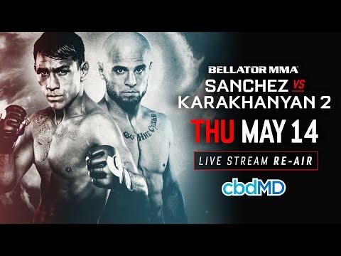 Re-Air | Bellator 218: Sanchez vs. Karakhanyan