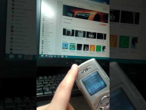 Обзор двух телефонов: SAMSUNG SGH-C100 и ALCATEL ONETOUCH OT-385