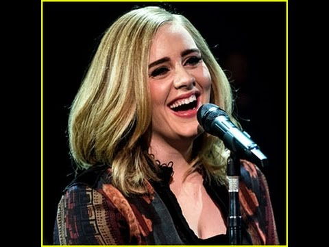 Adele's U.S. Tour Dates 2016 - Full List Announced! See hEre   amazing list
