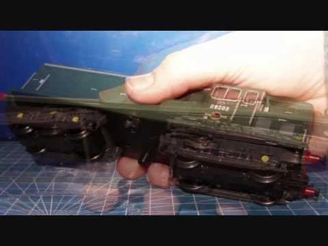 Heljan Class 15 Review