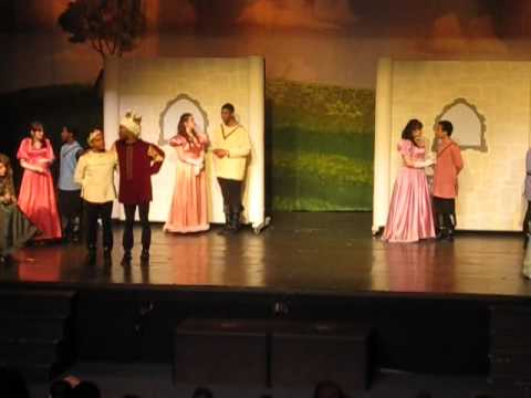 Five Towns College presents: Prince Street Players' Cinderella