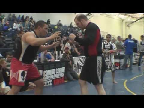 Pat Barry vs. Tim Tyson - Submission Grappling - BJJ Match 2