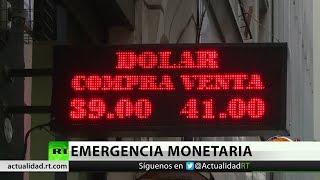 Argentina: Macri suprime 10 ministerios tras devaluarse el peso a 41 por dólar