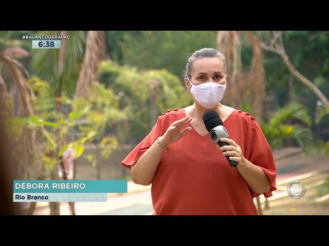 TEMPESTADES PODEM OCORRER NO PERÍODO DE TRANSIÇÃO DO VERÃO PARA O INVERNO AMAZÔNICO