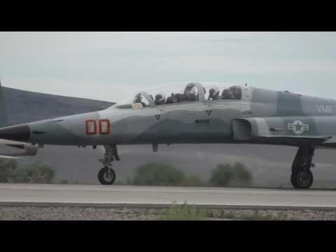 F-5's at NAS Fallon