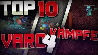 Top 10 Varo 4 KÄMPFE! - Spannend! - [NicerTV]