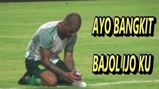 Mengharukan.. David da Silva tidak mau tinggalkan lapangan - Persebaya vs PS Tira