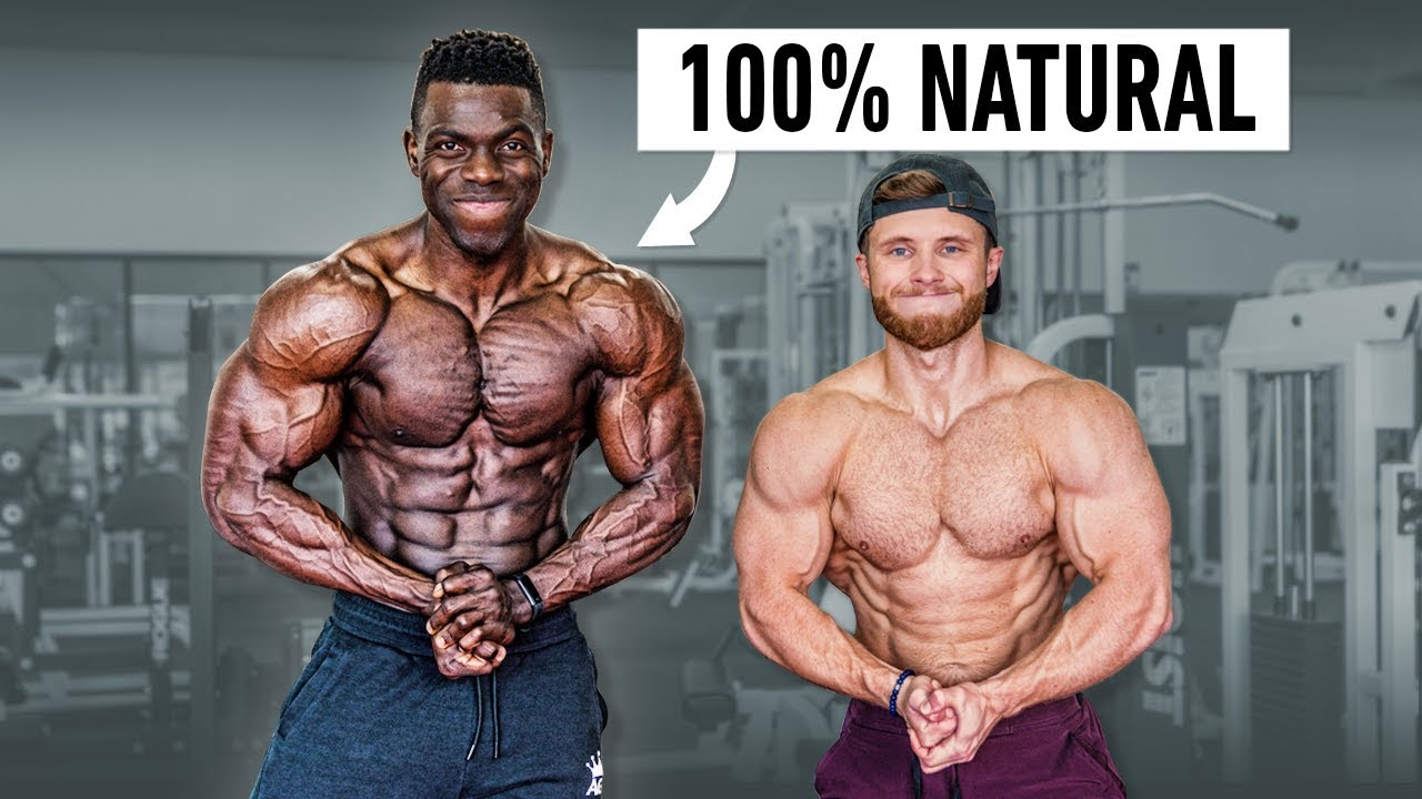 Training With The Best Natural Bodybuilder In The World (Is THIS Possible  Naturally?) - YouTube