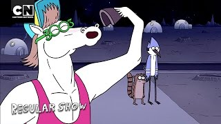 Too Many Parties I Regular Show I Cartoon Network