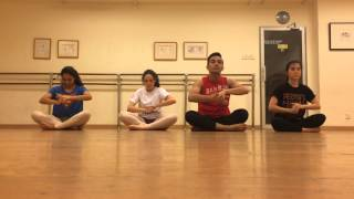 Tian zhen _ cheers my friends | @fieq89 choreography