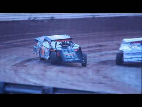 7-9-16 ABC Raceway Modified Heat Race Jeff Spacek