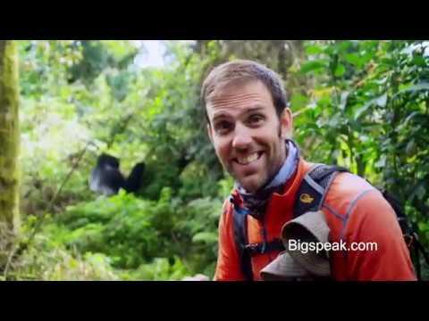 Ryan Pyle, Sports and Adventure Speaker, Extreme Treks: Season #3 Opening