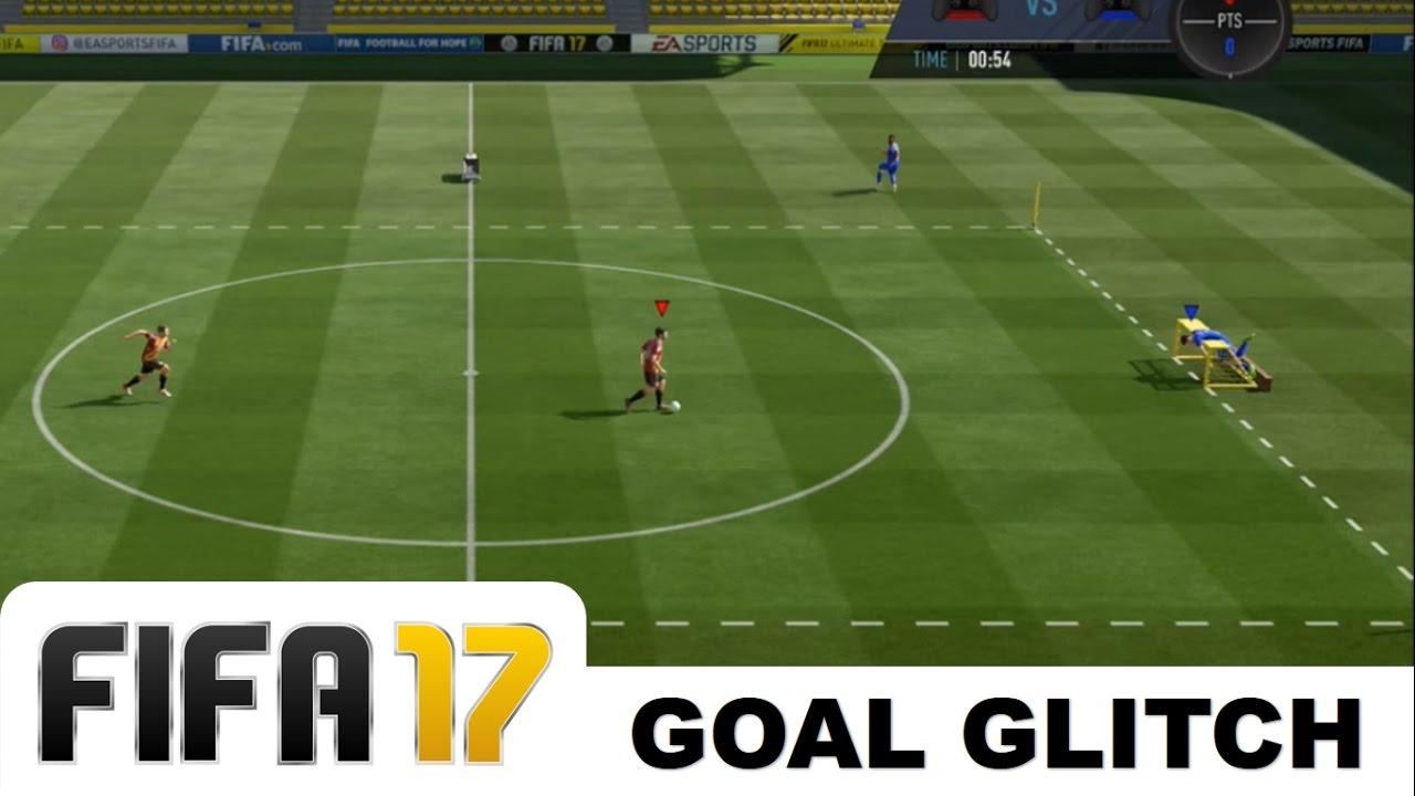 Fifa 17 Glitch