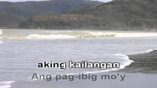 IKAW ANG AKING MAHAL - by VST and CO. (KARAOKE) HD