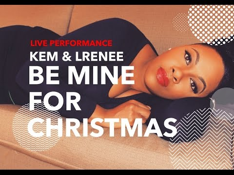 KEM - Be Mine For Christmas Feat Ledisi (L'Renee And KEM Live)