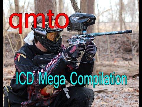 ICD Paintball Gun Mega Compilation!!!