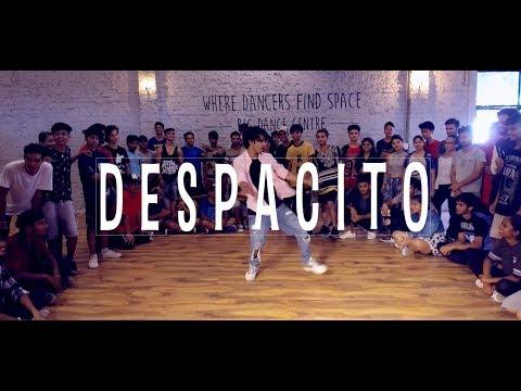 Despacito | Ankit Sati Choreography