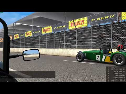 AMS - Caterham 360R @ Salvador - Race