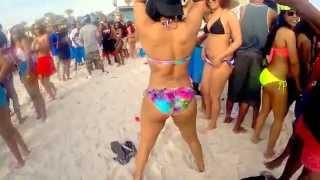 go pro spring break panama city beach 2k14