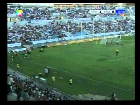 Atl. Madrid - 3 x Sporting - 1 de 2005/2006 Particular (Trofeu Iberico)