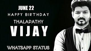 Thalapathy VIJAY | Birthday special video |  whatsapp Status | Next video -june 15