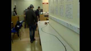 University of Bath Mouse Race 2010
