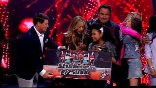 FINALE The Voice Kids 2018  WINNARES Yosina Kaka (11 jr) HD