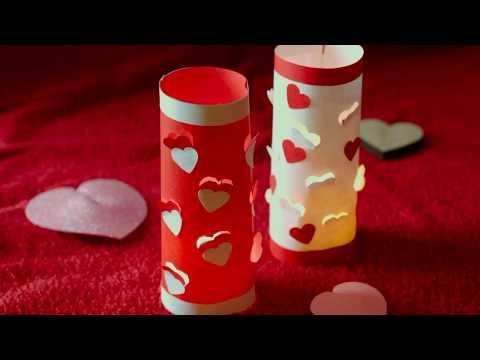 Valentine day /Mothers day/wedding decoration/gift idea.Led candle paper lanterns