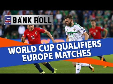 World Cup Qualifiers Free Picks | Soccer Betting Previews For Europe Matches | Team Bankroll