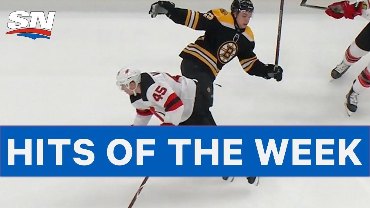NHL Hits of The Week: O Canada!