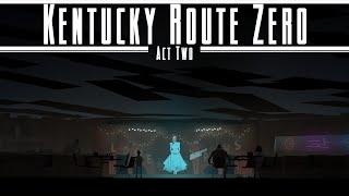 Kentucky Route Zero -  Bears [Act II Part 1]