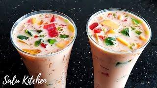 നോമ്പ്തുറക്ക് പറ്റിയ സിമ്പിൾ ഡെസ്സേർട് | Salu Kitchen Special Simple Iftar Dessert