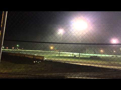 2nd part mod feature Greenville speedway 5-8-15