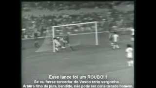 Vasco 2 x 1 Cruzeiro pela final do Brasileirão de 1974, ROUBO que manchou o futebol brasileiro!