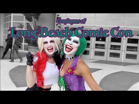 Cosplayers of Long Beach Comic Con 2017   Cosplay Music video