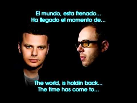 The Chemical Brothers - Galvanize w/lyrics english & español
