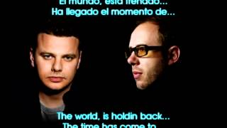 The Chemical Brothers - Galvanize w/lyrics english & español