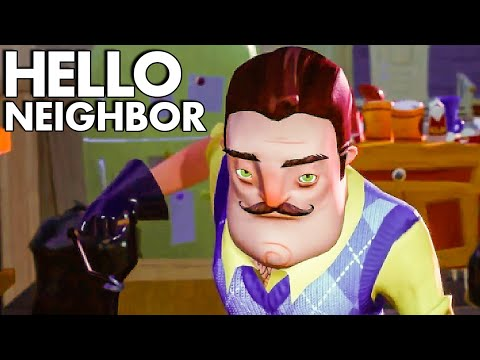 NESTO OVDE NEDOSTAJE! (NOVI KRAJ!) - Hello Neighbor Hide & Seek (Act 2)