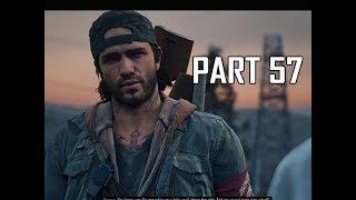 DAYS GONE Walkthrough Part 57 - Favor (PS4 Pro Let's Play)