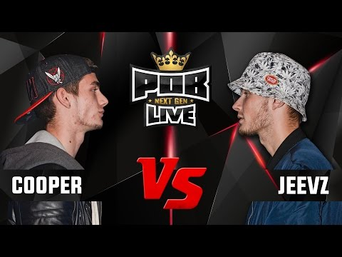 Cooper vs Jeevz - Punchoutbattles Live
