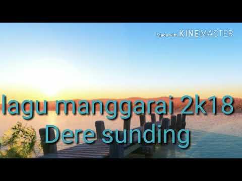 Lagu manggarai mantap 2018--Dere sunding---