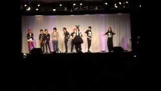 umbrella & AWOI at Anime North Opening Ceremonies