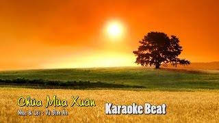 Chúa Mùa Xuân ( Karaoke Beat )