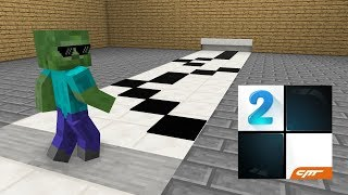Download Monster School : Piano Tiles - Minecraft Animation