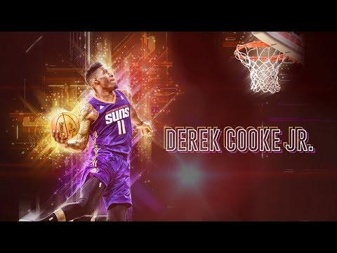 Perth Wildcats - Introducing Derek Cooke Jnr